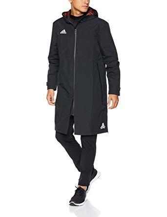 adidas 83_TANGO_CAGE_Lテックコート (EUV14) [色 : BLK] [サイズ : J/M]【smtb-s】