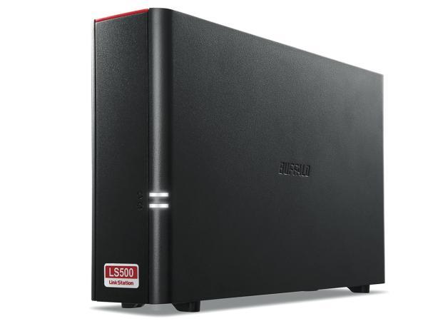 バッファロー リンクステーション ネットワークHDD 高速モデル 1TB(LS510D0101G)【smtb-s】