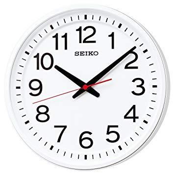 セイコークロック(Seiko Clock) セイコー クロック 掛け時計 衛星 電波 アナログ 白 GP219W SEIKO【smtb-s】