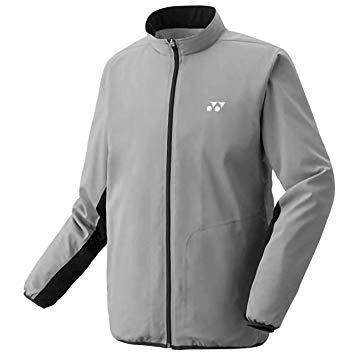 ヨネックス ユニウラジツキウィンドウォーマーシャツ 品番:70059 カラー:グレー(010) サイズ:XO【smtb-s】