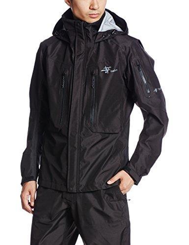 ティムコ ストーミーDSジャケット ブラック XL【smtb-s】
