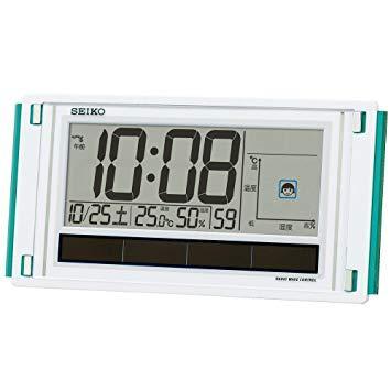 世界の セイコークロック(Seiko Clock) Clock) SQ436W【smtb-s】 SQ436W SQ436W ソーラー電波置掛兼用時計 「快適環境NAVI」 SQ436W【smtb-s】, Shop OS:8b5fc9de --- clftranspo.dominiotemporario.com