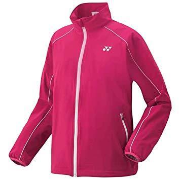 ヨネックス ウィメンズウィンドウォーマーシャツ 品番:78052 カラー:ベリーピンク(654) サイズ:L【smtb-s】