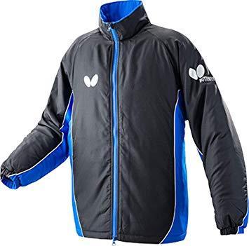 バタフライ タマス ベオネス・ウォームジャケット 品番:45370 カラー:ブルー(177) サイズ:M【smtb-s】