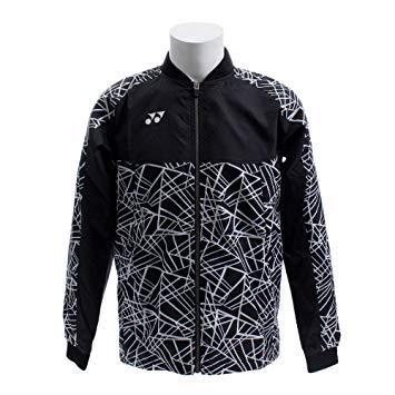 ヨネックス メンズウィンドウォーマーシャツ 品番:70060 カラー:ブラック(007) サイズ:SS【smtb-s】