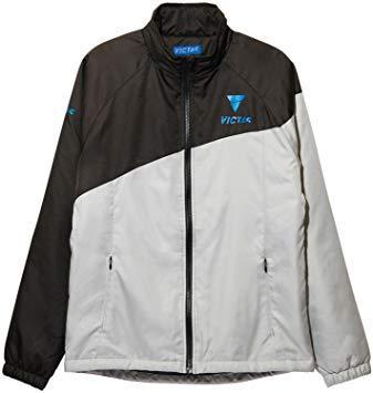 VICTAS(ヴィクタス) V-WJ044__トレーニングジャケット (033151) [色 : GR] [サイズ : 2XL]【smtb-s】
