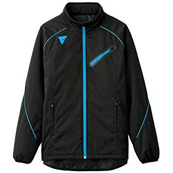 VICTAS(ヴィクタス) V-WJ804__トレーニングジャケット (033159) [色 : ブラック] [サイズ : L]【smtb-s】