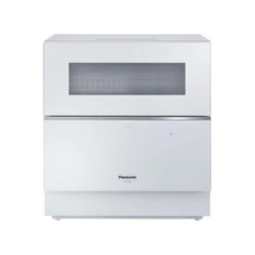 パナソニック NP-TZ100-W 食器洗い乾燥機 ホワイト(NP-TZ100)【smtb-s】