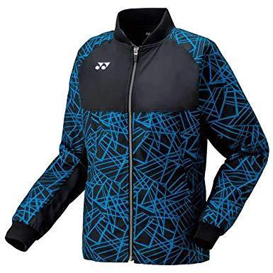 ヨネックス ウィメンズウォーマーシャツ 品番:78051 カラー:ブラック/ブルー(188) サイズ:L【smtb-s】