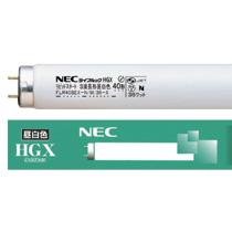 NECライティング NEC 直管蛍光灯 20W形 3波長形昼白色 グロースタータ形 [25本セット] FL20SSEX-N/18-X-25SET【smtb-s】