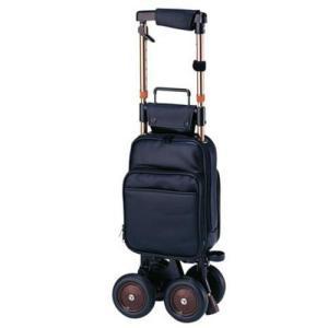象印ベビー キャリーステッキ・ライト168 (黒) 本体重量:2.1 袋容量:9L キャリーシリーズ ショッピングカー【smtb-s】