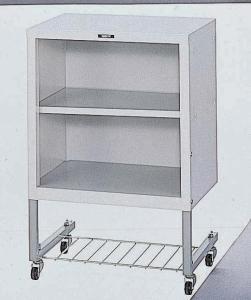 ND-701N ナカバヤシ デスクターナ(アミ棚付き) ニューグレー (0064t)【smtb-s】