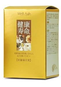 送料無料 トーラス WellAge 愛猫用180g 市販 人気 健康寿命