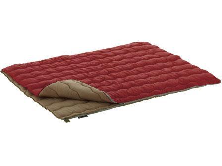 ロゴスコーポレーション 2in1・Wサイズ丸洗い寝袋・0 72600690【smtb-s】