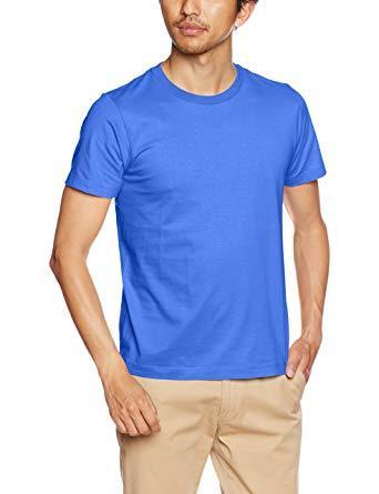 供え 送料無料 MAXIMUM 5.3オンスユーロTシャツ MS1141 色 サイズ : ロイヤルブルー 150 国際ブランド