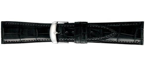 ファッション通販 送料無料 BAMBI バンビ BWA030AU 紳士用クロコダイル ウェルダー 25%OFF マット smtb-s 黒