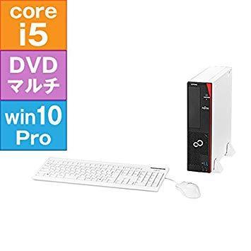 富士通 ESPRIMO D587/SX/Corei5-7500/4GB/500GB/SM/H&B2016/W10P64(FMVD3300KP)【smtb-s】