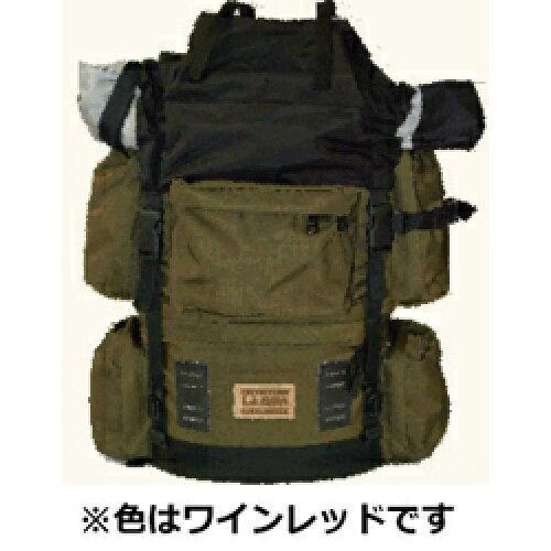 ラムダ フラップツキカメラザック4 フラップ付カメラザック4 ワインレッド LA1646【smtb-s】