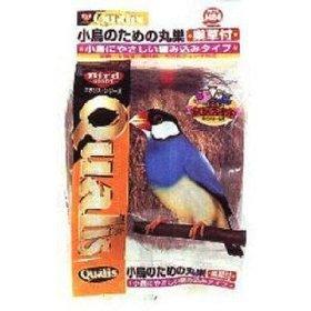 ペッズイシバシ クオリス  小鳥のための丸巣 巣草付