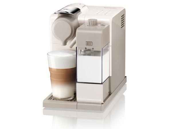 ネスレネスプレッソ F521WH カプセル式コーヒーメーカー 「ラティシマ・タッチ プラス」 ホワイト 1杯(F521)【smtb-s】