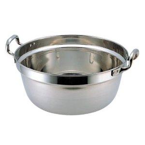 エムテートリマツ 4000245 SW18-8料理鍋両手45cm【smtb-s】