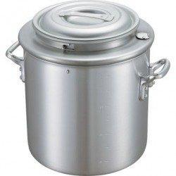 ノーブランド 湯煎鍋アルミ内鍋式39cm(N-50)【smtb-s】