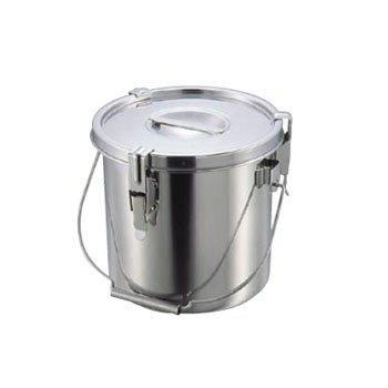 ノーブランド CLモリブデン鋼パッキン汁食缶(目盛付)27cm【smtb-s】