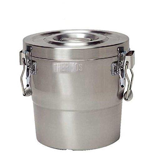 EBM 保温食缶シャトルドラム10Lパッキン付GBB-10CP【smtb-s】