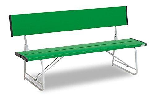 テラモト コマーシャルベンチ1500 折畳 緑 BC3002151【smtb-s】