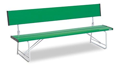 テラモト コマーシャルベンチ1800 折畳 緑 BC3002181【smtb-s】