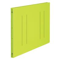コクヨ フラットファイル(PP) A3ヨコ 150枚収容 背幅20mm 黄緑 フ−H48YG【入数:10】【smtb-s】:ECJOY!店
