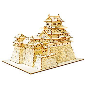 エーゾーン Wooden Art ki-gu-mi 姫路城【smtb-s】