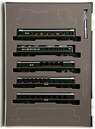 トミーテック(TOMYTEC) 92460 24系・25形 トワイライトエクスプレス 増結セットA【smtb-s】