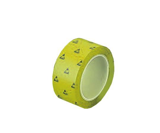 アズワン(As One) アズピュアESD PETラインテープ 黄 50mm×33m 5巻入NC1-4808-611-4808-61【smtb-s】