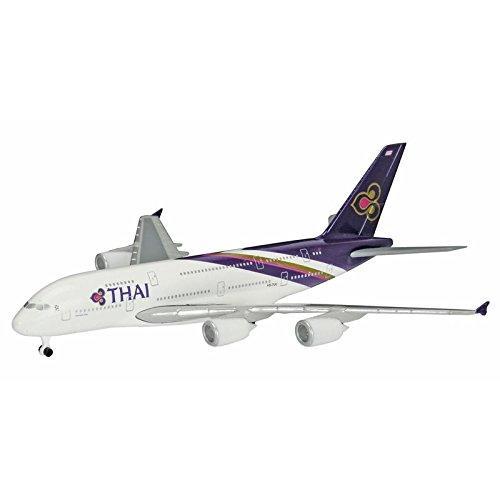 送料無料 シュコー Schuco Aviation A380-800 1 600スケール 1073308 タイ国際航空 国内送料無料 403551663 直営限定アウトレット