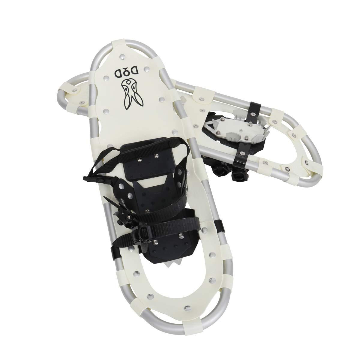 DOD(ディーオーディー) スノーシュー 軽量フレーム&簡単装着【初心者に最適】収納バッグ付き SW-30B【smtb-s】