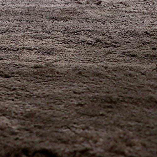 トシシミズ EXマイクロファイバー洗えるラグマット MS-300 (200×250cm) 【460943Y6】 サイズ:200×250cm 色:セピア【smtb-s】