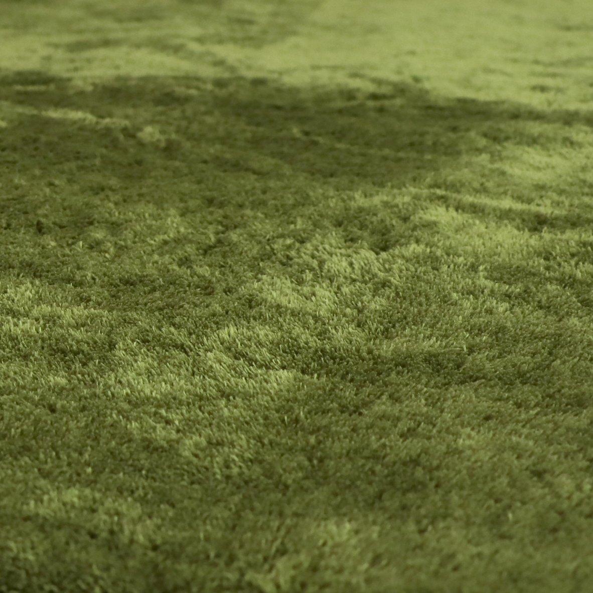 トシシミズ EXマイクロファイバー洗えるラグマット MS-300 (200×250cm) 【460943G5】 サイズ:200×250cm 色:オリーブイエロー【smtb-s】