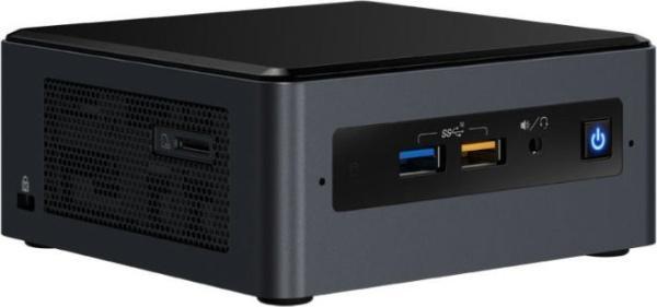 Intel ハイパフォーマンス小型ベアボーンキット BOXNUC8I3BEH(ACケーブル付属なし)【smtb-s】