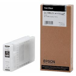EPSON SureColor用 インクカートリッジ/350ml(マットブラック) SC1MB35【smtb-s】
