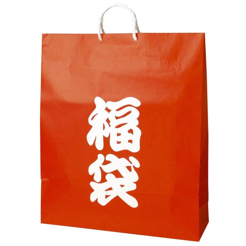 ササガワ タカ印 50-5642 手提げバッグ 福袋 超特大 50枚 (1178884)【smtb-s】