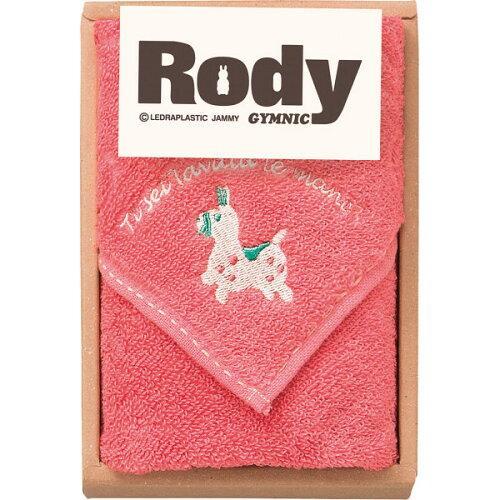 RODY(ロディ) ロディ タオルハンカチRD-5 PI【入数:80】【smtb-s】