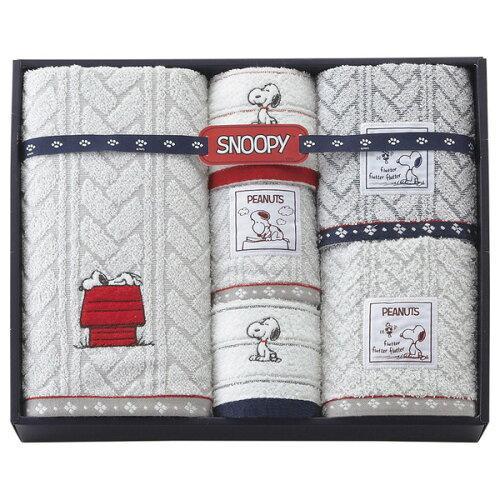 Gift Box スヌーピー タオルセット2276-11662【入数:18】【smtb-s】