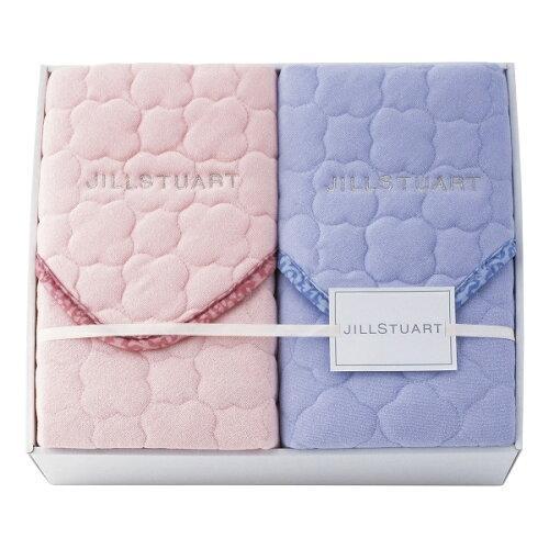 Gift Box ジルスチュアート ジャカードタオルケット2P2247-00344【入数:6】【smtb-s】