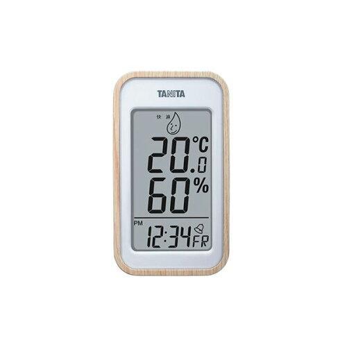 タニタ デジタル温湿度計TT572NA【入数:12】【smtb-s】