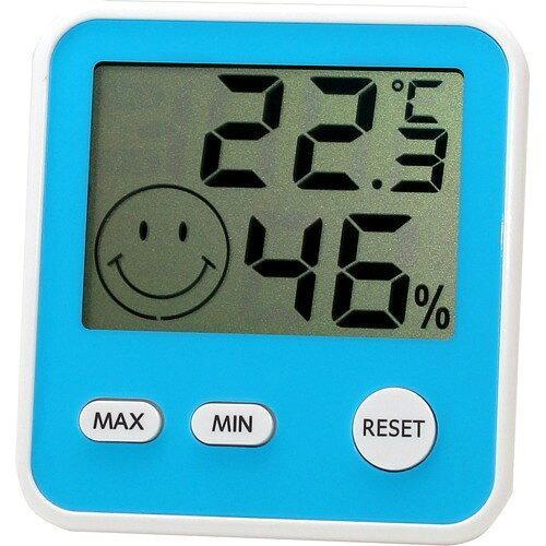 エンペックス おうちルームデジタル温湿度計TD-8416【入数:50】【smtb-s】