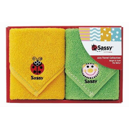 SASSY サッシー ミニタオル2PSA-6083【入数:72】【smtb-s】