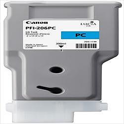CANON キヤノン インクタンク フォトシアン PFI-206PC 5307B001【smtb-s】