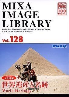 大日本スクリーン製造 MIXA IMAGE LIBRARY Vol.128 世界遺産と名跡 [Windows/Mac] (XAMIL3128)