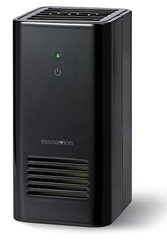 送料無料 システムトークス マイナスイオンHEPAフィルタ空気清浄機 ION-TP3000-B ギフト ママイオン ブラック セール価格